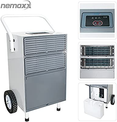 Nemaxx BT55X deshumidificador secador