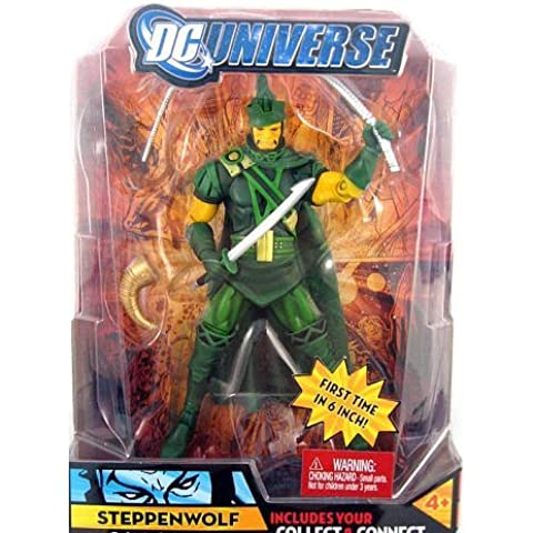 DC Universe Classics Series 11 Action Figure Steppenwolf Green Build Kilowog Piece! by DC Comics