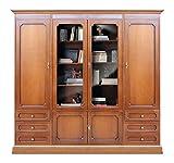 Wohnwand mit Schubkästen und Türen