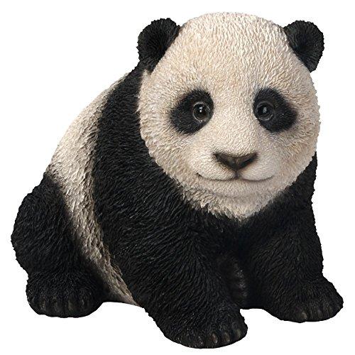 Pet Pals Vivid Arts Figurine de petit panda en résine