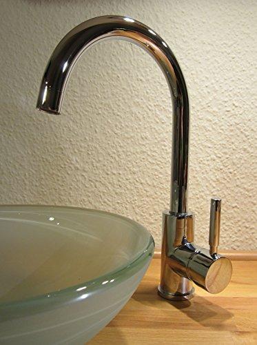 Preisvergleich Produktbild Nero Hohe Bad Waschtisch Armatur Modern