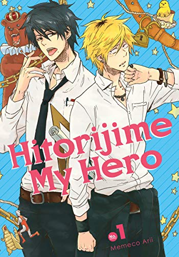 Hitorijime My Hero 1 por Memeko Arii