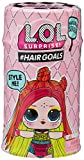 L.O.L. Surprise!- Hairgoals Doll-Series 5-2A LOL Haigols, (MGA Entertainment UK Ltd 557067)