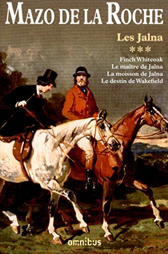 Les Jalna - tome 3 (Nouv. éd.)