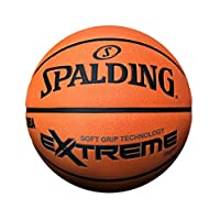 Spalding Extreme Soft Grip Outdoor Basketball - Large