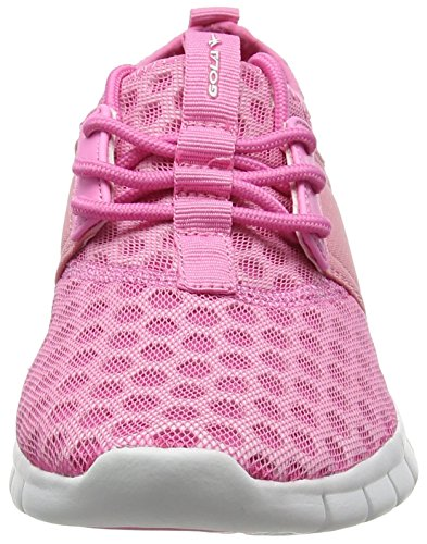 Gola Ladies Salinas Hall Shoes Rosa (rosa / Bianco)