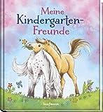 Meine Kindergarten-Freunde: Pony (Freundebücher für den Kindergarten / Meine Kindergarten-Freunde für Mädchen und Jungen)