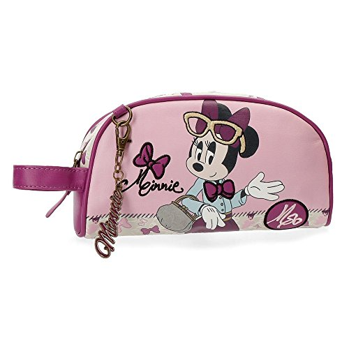Minnie Glam Pink Beauty Case