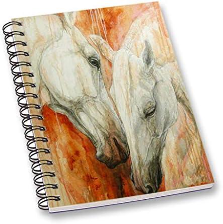 cheval a a a imprimé le journal multicolore multicolore de papier de feuille pour le bureau, l'école, stationnaire d'université | Une Grande Variété De Marchandises  43b339