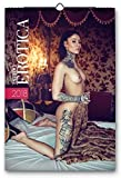 Tattoo Erotica A3-Wandkalender 2018 -