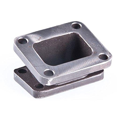 Adattatore flangia T3T4con angolo di 15° (cast) - T3 T4 Adattatore