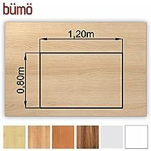 Suchergebnis Auf Amazon De Fur Tischplatte 120 X 80 Burobedarf
