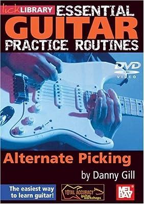 Essential Guitar - Practice Routines: Alternate Picking