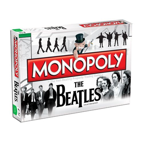 [UK-Import]Monopoly The Beatles Collectors Edition Board Game