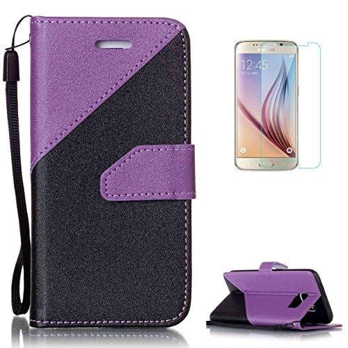 Samsung Galaxy S7 Edge Astuccio (con Gratuito HD Proteggi Schermo)