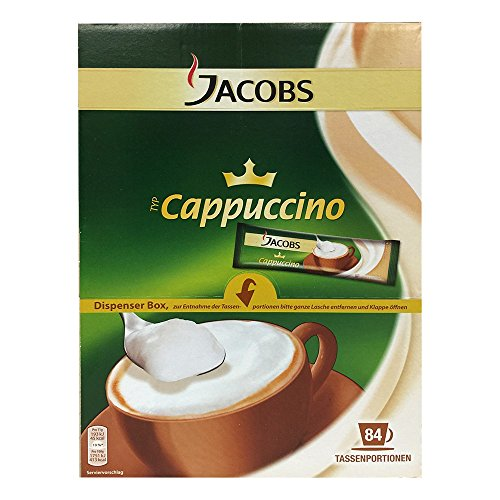 Jacobs Cappuccino 84x11g