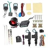 Kit chiusura centralizzata a distanza, kit chiusura centralizzata universale per auto Sensore di scossa dell'immobilizzatore di allarme CH007-102