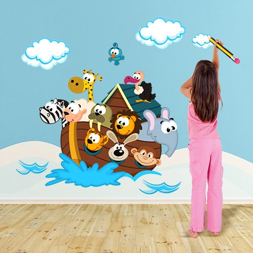 Adesivo murale per bambini Wall Art