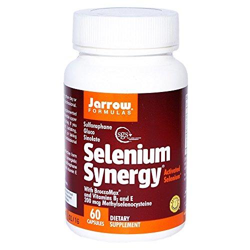Jarrow Formulas, Selenium Synergy - 60 Selen