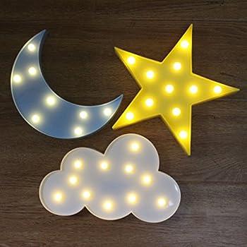 Ikea Children Blue Star Bedroom Wall Light Lamp Amazon Co