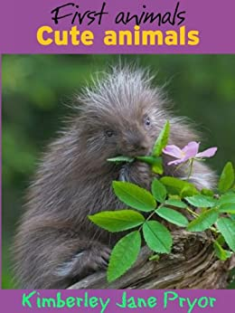 Descargar Epub Cute animals (First animals Book 16)