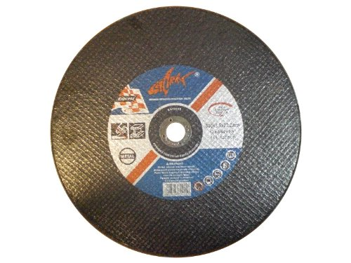 2 Trennscheiben 350 (355) x 3,5 x 25,4 mm Metall Stahl Metal Sharks Premium