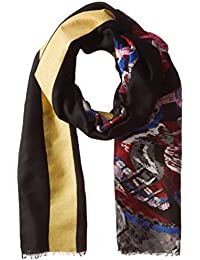 Desigual Women's Winter Scarve