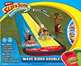 Wham-O 64120 Slip N Slide Classic Wave Rider Double 16ft with 2 Boogies, Multicolour