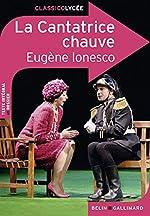 La Cantatrice chauve de Eugène Ionesco