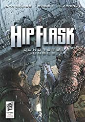 Hip Flask: Concrete Jungle