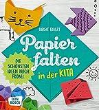 Papier falten in der Kita: Die schönsten Ideen nach Fröbel