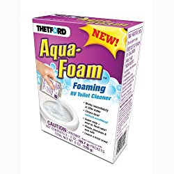 Thetford 96009 Aqua-Kem Toilet Cleaner Foam, Pack of 3