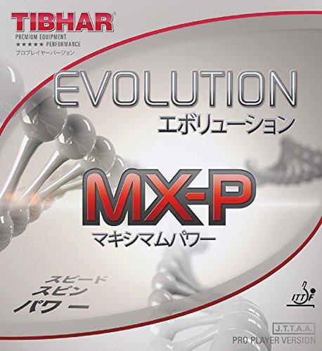 Goma para pingpong TIBHAR Evolution MX P, negro