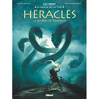 Héraclès - Tome 02: Les Douze travaux