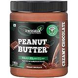 Cassava Chocolate Peanut Butter | Dark Chocolate | 1kg | 28g High Protein |High Fiber |