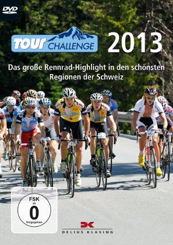 TOUR Challenge 2013, DVD