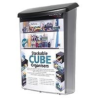 Deflecto A4 Outdoor Box Transparent