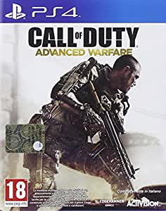 CALL OF DUTY ADVANCED WARFARE PS4 EDIZIONE DAY ONE