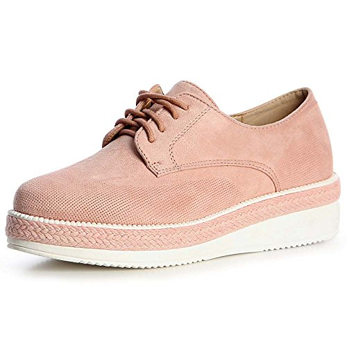 Sneakers rosa per donna Topschuhe24 SyODhmOx