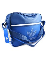 Bolsa de hombro 'Adidas'blue 2 tone (37x28x11 cm).