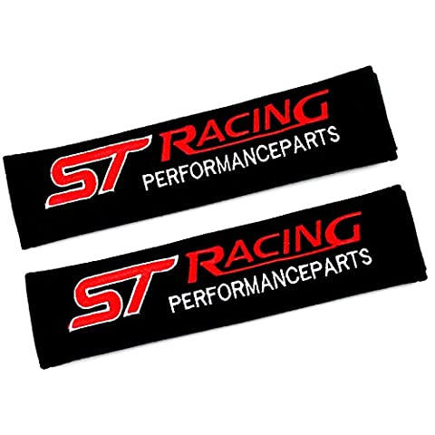 Protrex UK CP101ST Racing Style Seat Belt Shoulder