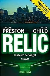 Relic: Museum der Angst (Droemer HC 1)