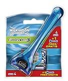 Wilkinson Paquet de lames Protector 34avec rasoir gratuit, 4lames