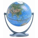 Stellanova Mini-Globus Dreh-Schwenk Globus Satellitenbild 10cm
