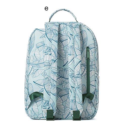 Grande capacit¨¤ di viaggio luce bag, pacchetto femminile selvaggio di modo-A A