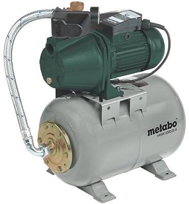 Metabo 0250300110 Hauswasserwerke HWW 3000/20 G von Metabo