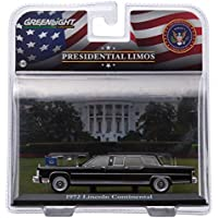 President Gerald R. Ford's 1972 LINCOLN CONTINENTAL * Presidential Limos Series One * 2016 Greenlight Collectibles 1:43 Scale Die-Cast Limousine by Greenlight