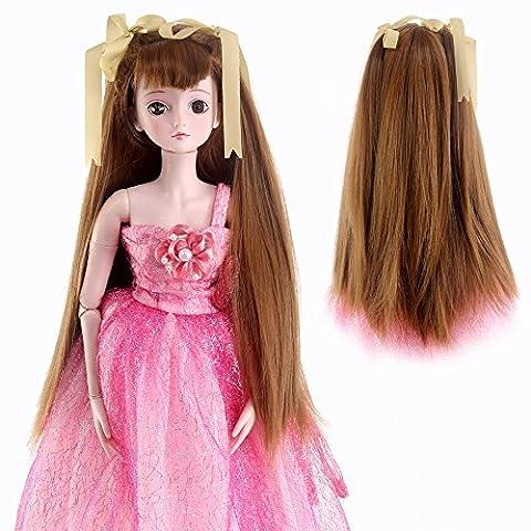 Bébé Rag Doll Halloween Costume - Stfantasy Perruque de poupée American Girl Barbie