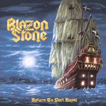 Blazon Stone: Return to Port Royal (Audio CD)