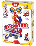 Infinitoys 27129 - ZOOB Jr. Scooter
